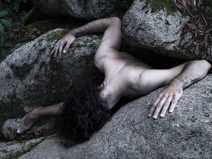Eerie Nudes At Night By David Pissarra | iGNANT.de