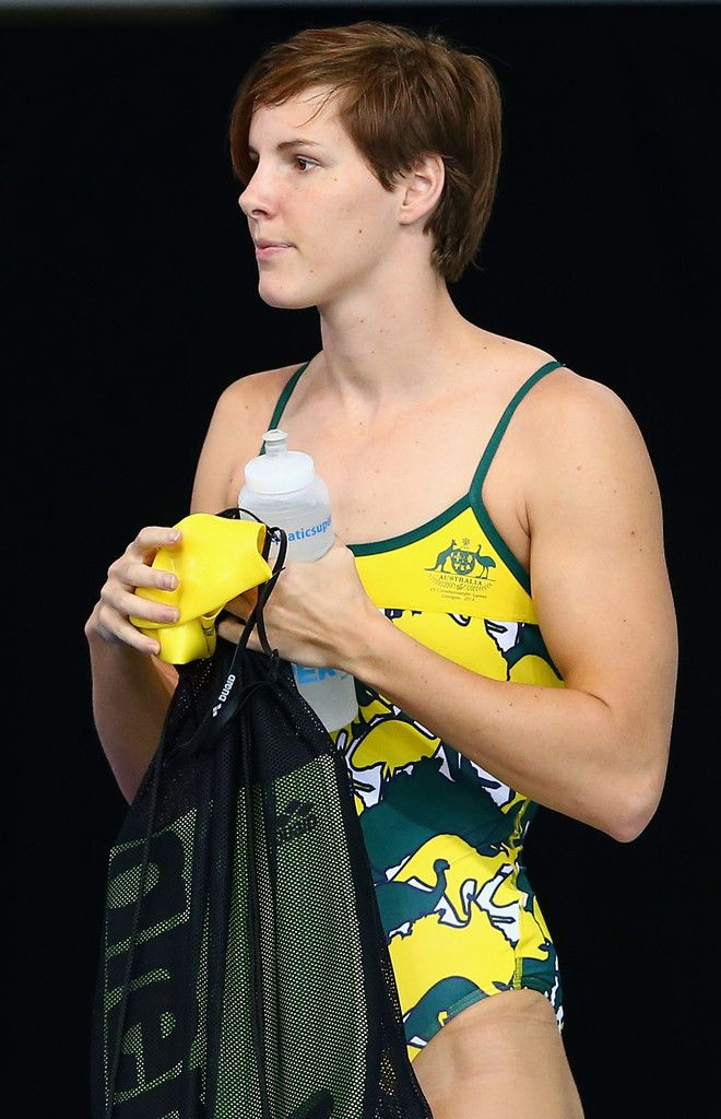 Bronte Campbell of Australia