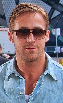 Ryan Gosling in Carrera Sunglasses
