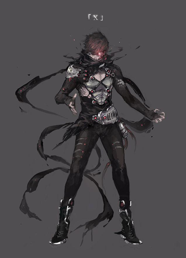Perfect ninja girl fantasy consider