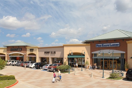 Allen Premium Outlets have a Converse store, Hurley, and much more.
