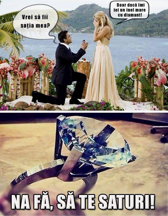 Vrei să fii soția mea   http://9gaguri.ro/media/vrei-sa-fii-sotia-mea