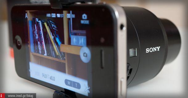 Review: Sony Cybershot QX-100