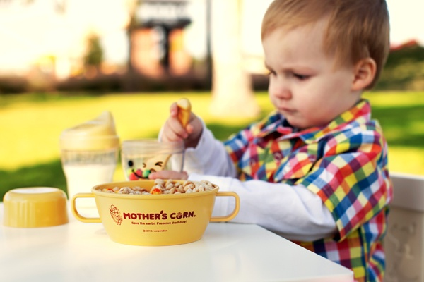Mother's Corn products are for all babies, mums and also the earth. Mother's Corn is committed to preserving nature, not only for your little ones but also the generations to come.