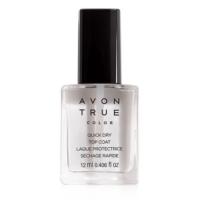 Avon True Color Quick Dry Top Coat | AVON
