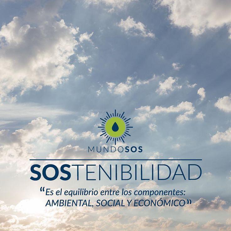 """SOStenibilidad: equilibrio entre lo social ambiental y económico  """"Queremos un planeta con 100% de energías limpias se puede!"""" #energiaslimpias #solarenergy #goodenergy #goodvibes #sostenibilidad #medellin #colombia #conserveworld #agualluvia #naturallovers #mundosos #exposolar"""