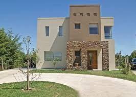 resultado de imagen para fachadas de casas modernas con piedra laja