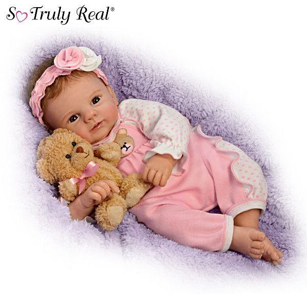 Un-bear-ably Cute! Baby Doll