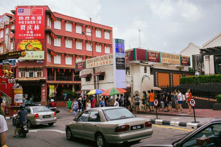 Tourist With Camera: Malacca - The Calm City