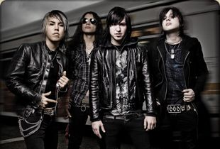 ETF- Escape The Fate(:  look up zombie dance....only if you feel like it :P