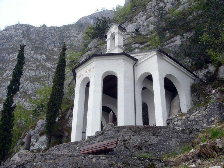 A Santa Barbara kápolna