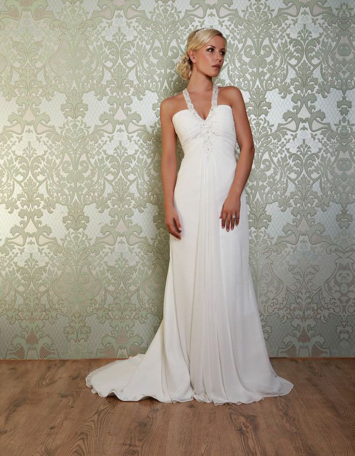 MAPLE Made From Light Chiffon The Maple Has A Low Cut Back And Beautiful Formal DressesVintage Wedding