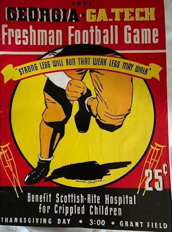 1951 vs. Tech Freshmen Football Program