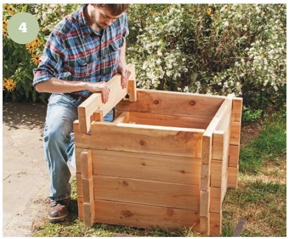 You don't need a huge garden to grow potatoes. In fact, you don't need much space at all! In his book Practical Projects for Self-Sufficiency, Chris Peterson proves that it's possible (and easy!) to reach your goals of a self-sufficient livelihood, including a vertical method of growing your own potatoes in a simple DIY potato-growing box.