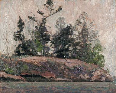 Thomson, Tom - Spring, French River c. 1914