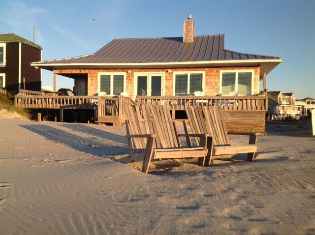 Emerald Isle Vacation Rental - VRBO 313553 - 3 BR Central Coast House in NC, A Spectacular Ocean and Soundfront House