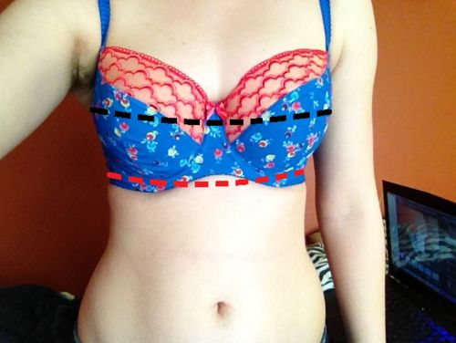 That Bra Does Not Fit Her — Fitting Guide! The absolute BEST bra fitting guide…