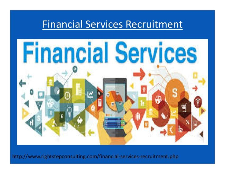 Financial Services Recruitment