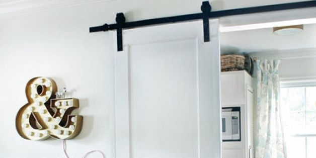 Barn Doors On A Budget