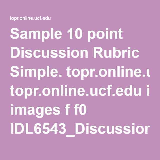 9 best Rubrics images on Pinterest Rubrics, Assessment and - assessment example pdf