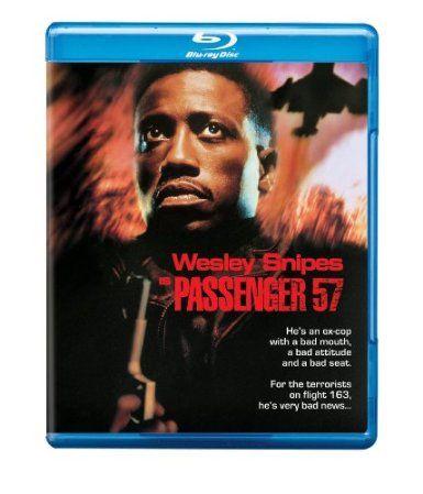 Passenger 57 [Blu-ray] [1992] [US Import]: Amazon.co.uk: Wesley Snipes, Tom Sizemore, Bruce Payne: Film  TV