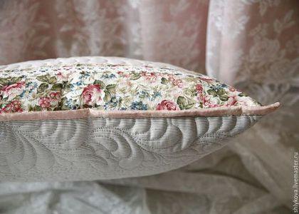 Текстиль, ковры ручной работы. Подушка.. журавлик. Интернет-магазин Ярмарка Мастеров. Подушка, подушка в подарок, 100% полиэстер