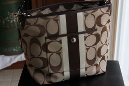Available @ TrendTrunk.com Coach Bags. By Coach. Only $158.00!