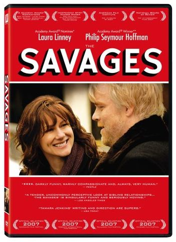 Two unhappy siblings--Wendy (Laura Linney, You Can Count on Me) and Jon Savage (Philip Seymour Hoffman, Capote)--are forced to grapple with their dying father (Philip Bosco, Damages) as he slips into dementia.