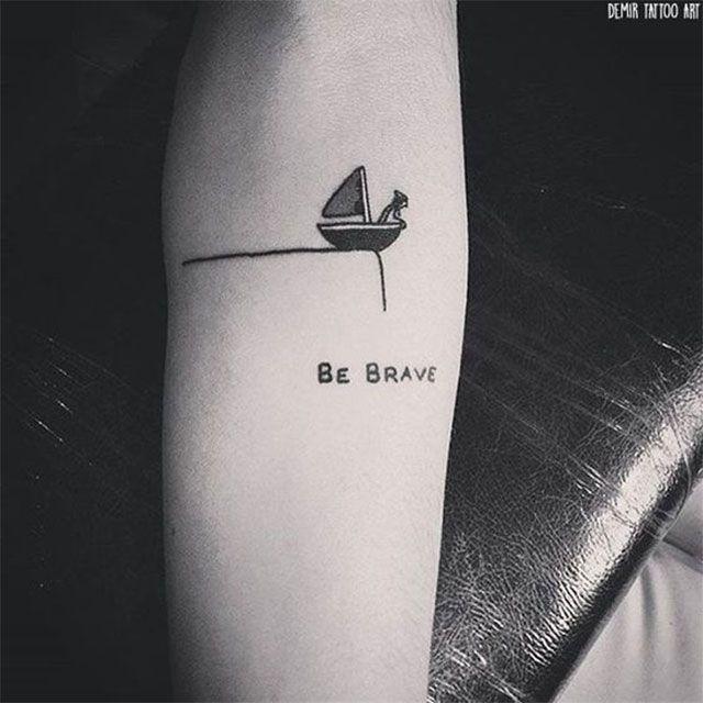 20 tatuagens motivacionais para quem quer um pouco de esperança