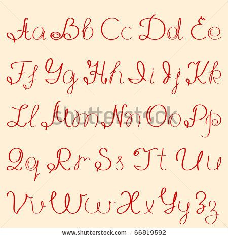 17 Best Images About Fonts On Pinterest Handwriting