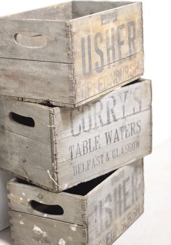 Vintage storage - traditional - waste baskets - bristol - Loop the Loop