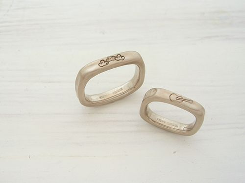 ZORRO Order Collection - Marriage Rings - 099