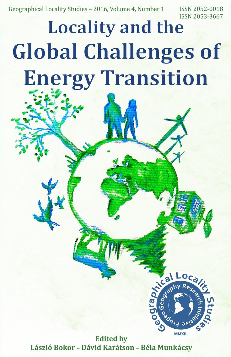 GLS 4: Locality and the Global Challenges of Energy Transition (2016) http://www.frugeo.co.uk/gls4.html