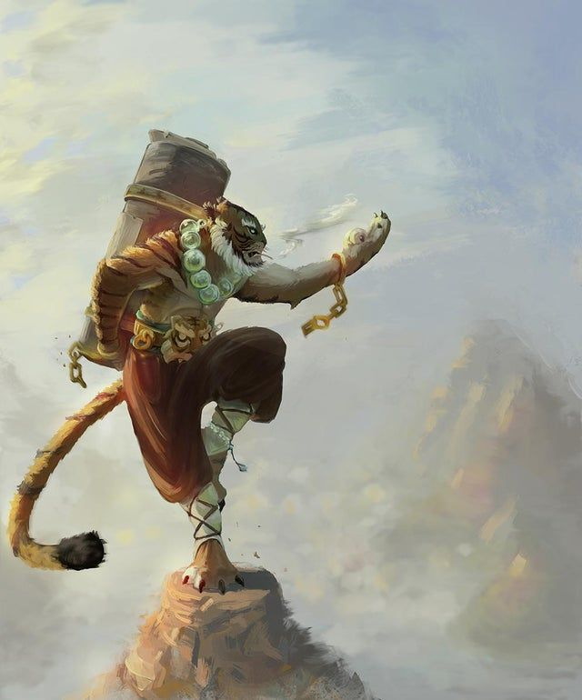 Tabaxi Dnd Folk Kin Races Dungeoncrawling Dnd Volos Vgtm Tabaxi Khajiit Catfolk Dndraces Character Inspira Character Art Tiger Artwork Monk Dnd Tomb guardian by hibbary on deviantart. character art tiger artwork monk dnd