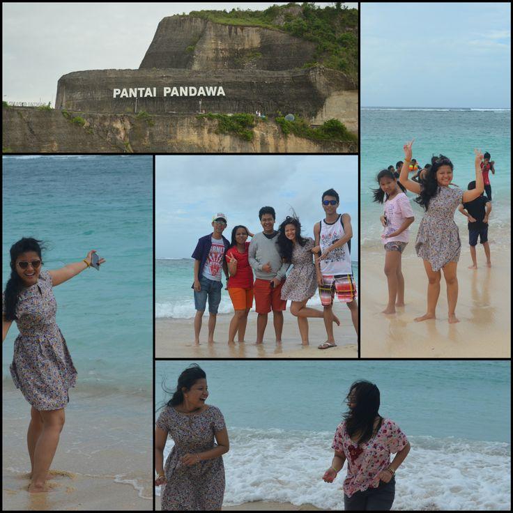 2 Januari 2015 Pantai Pandawa (Pandawa Beach) in Badung, Bali