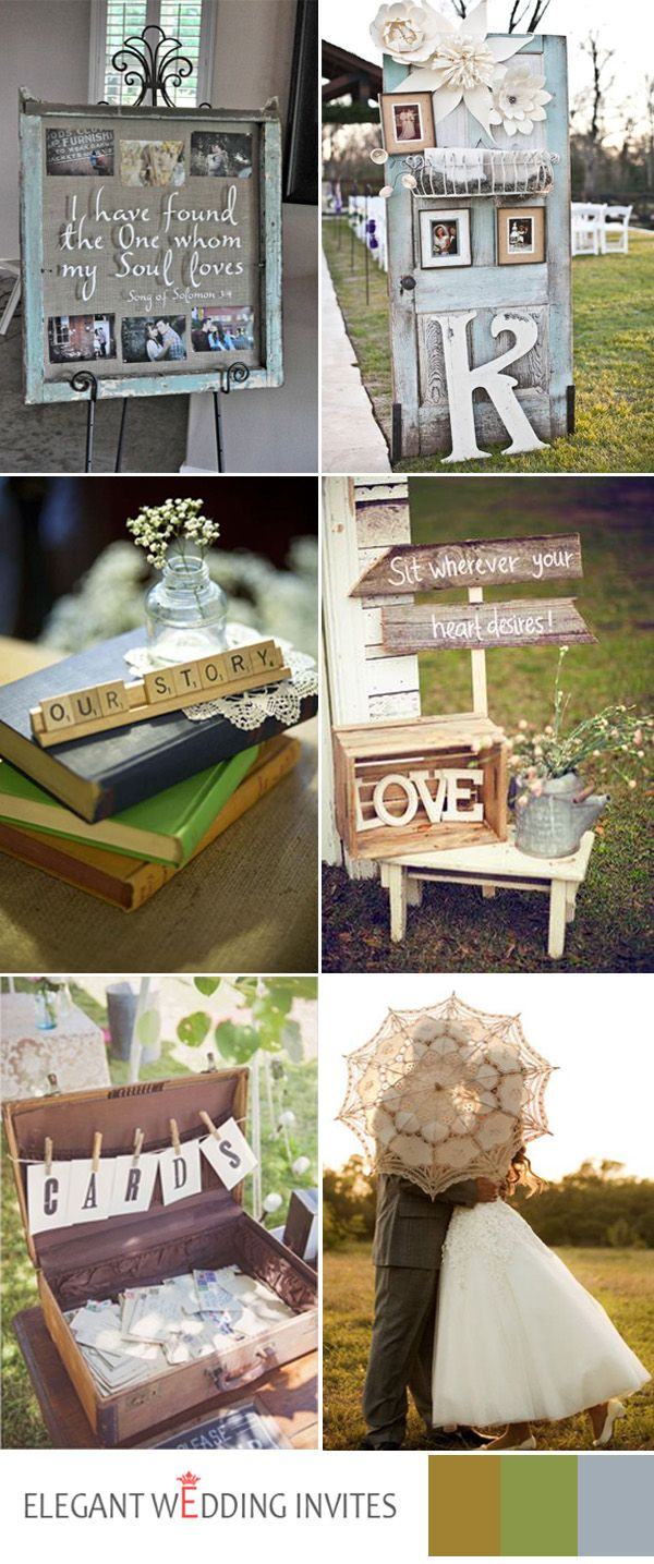the most popular vintage wedding ideas