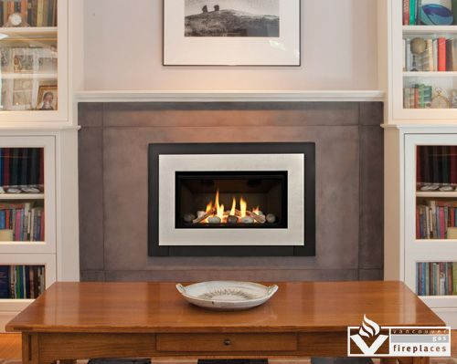 valor legend series fireplace from vancouver gas fireplaces gas instead of wood burning