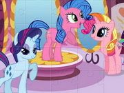 My Little Pony Puzzle on Welcome to the magical world of my little pony games