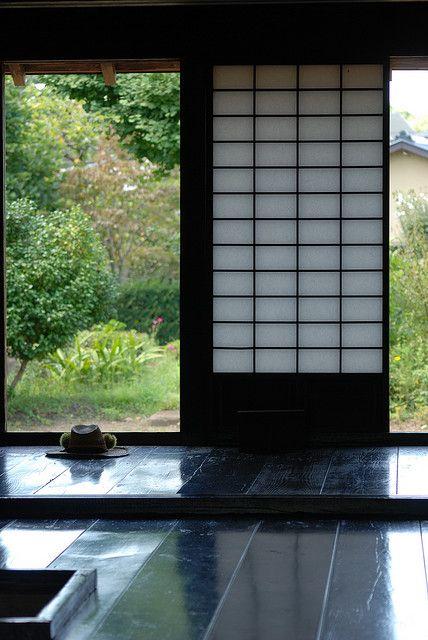 Japanese residence: photo by Toshizoh