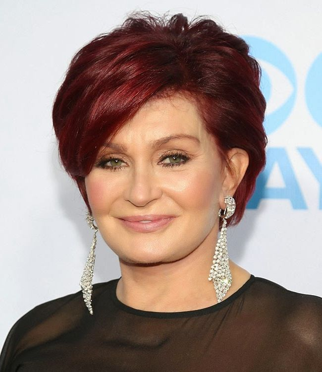 Sharon Osbourne Haircut   Hairstyles Glow - Get update for latest hairstyles
