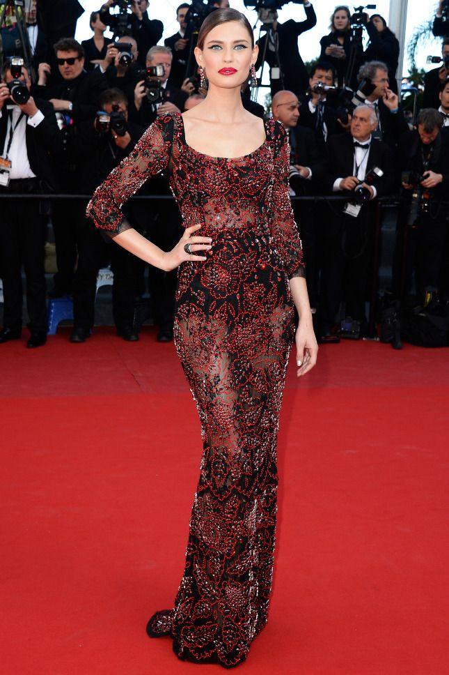 Бьянка Балти в Dolce & Gabbana, 2013