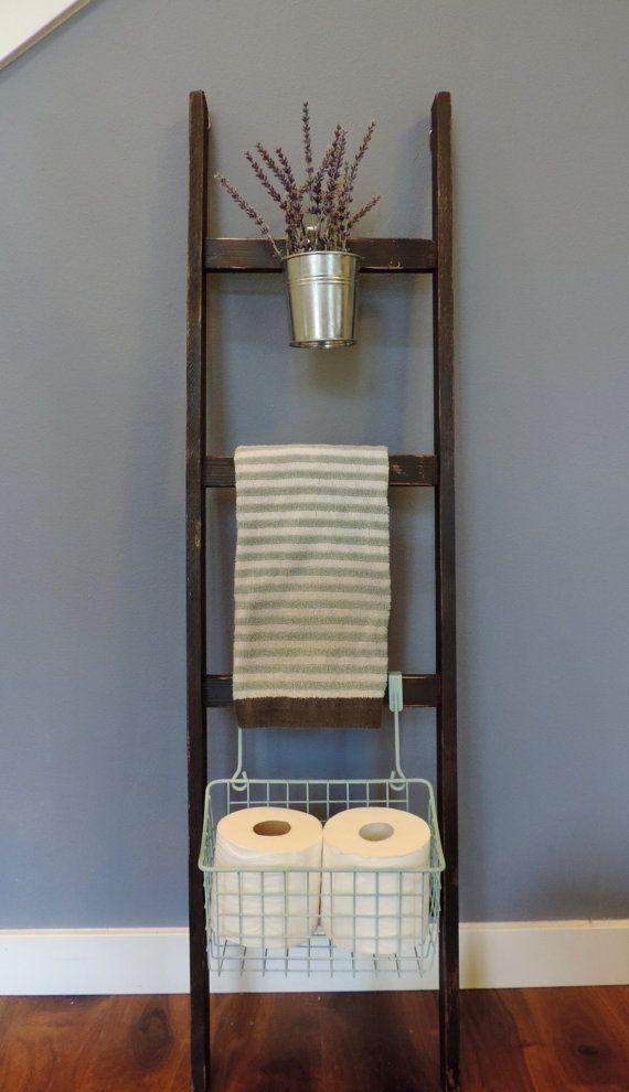 Decorative ladders pinterest 39 te merdivenler battaniye for Decor ladder