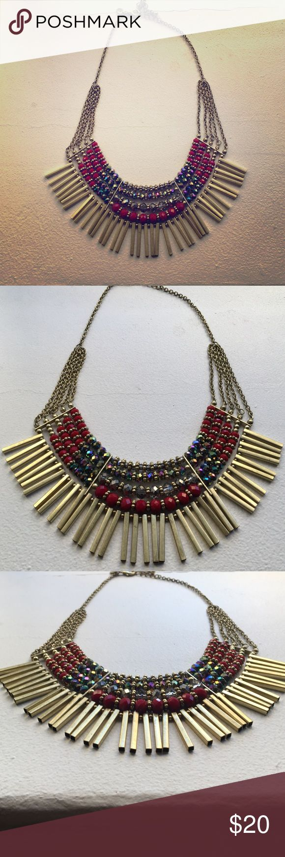 Lia Sophia Statement Necklace Lia Sophia Statement Necklace Lia Sophia Jewelry Necklaces
