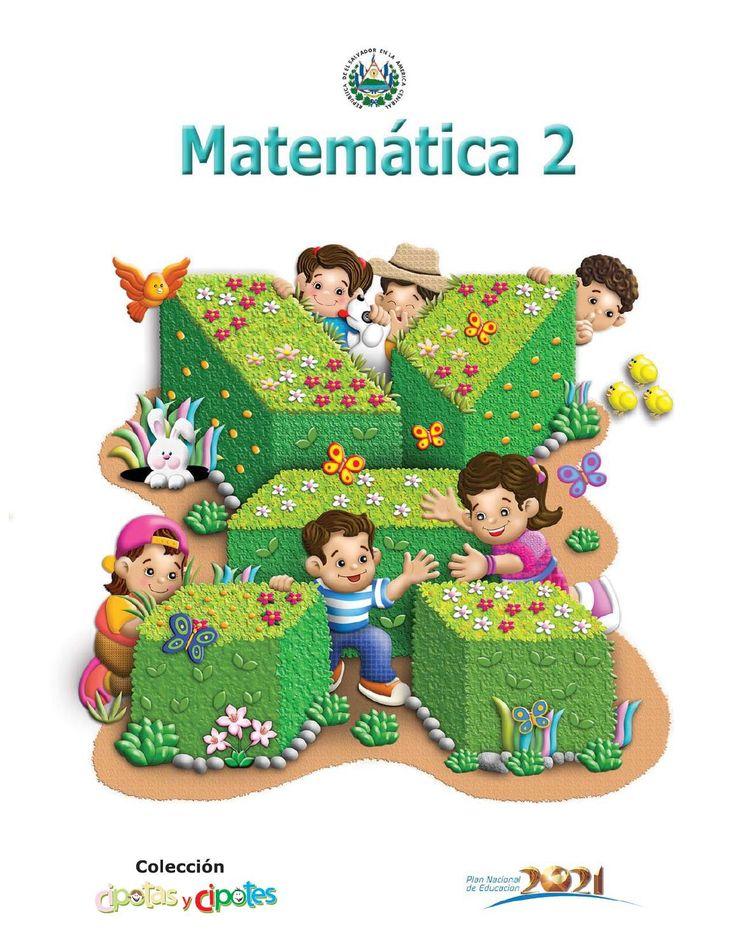 Libro de Texto 2 matemáticas