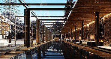 The Chedi Andermatt #Andermatt #Switzerland #Luxury #Travel #Hotels #TheChediAndermatt