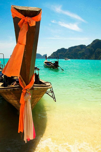 Phi Phi Islands, Phuket, Krabi, Thailand - one of my favourite places in the world... i am going there in few weeks!