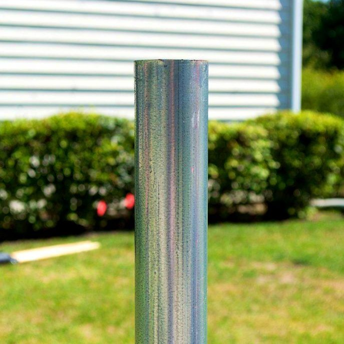Best 25+ Steel Fence Posts Ideas On Pinterest