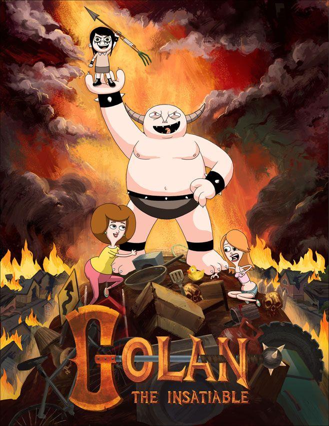golan the insatiable - Google Search