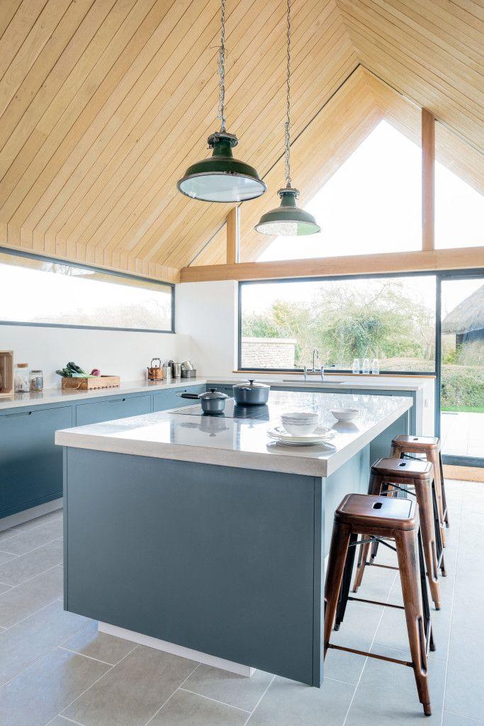 Modern Kitchen Extractor Fans