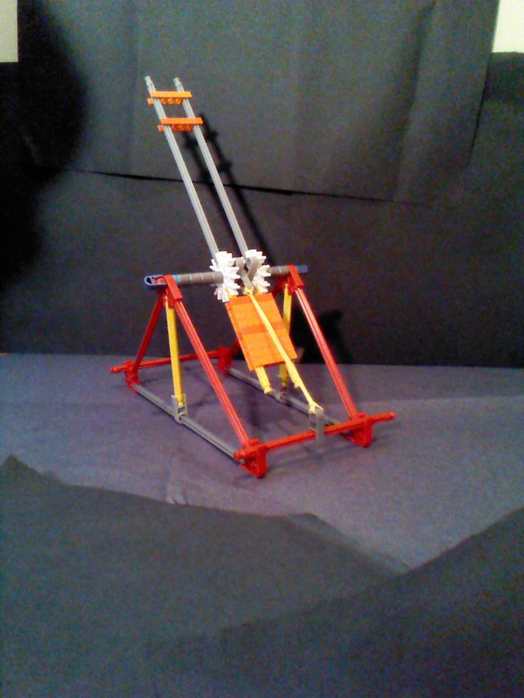 how to build a catapult that shoots far